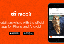 Reddit App For Android and iOS