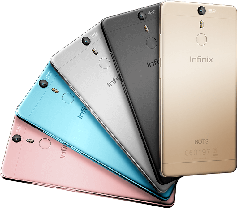 Infinix Launched Infinix Hot S In Pakistan With