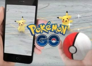 Pokemon Go Pikachu
