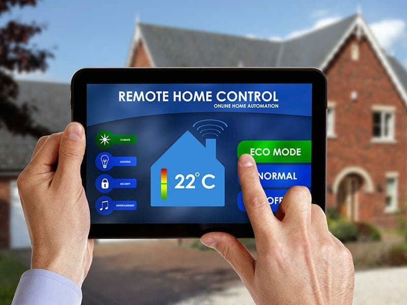 Home Automation Home Control