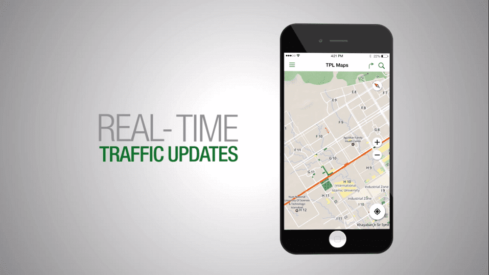 TPL Maps Live Traffic