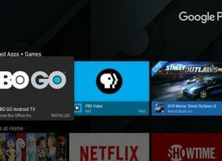 Google Play Store Android TV