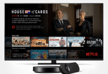Netflix for Android TV