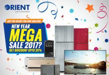 Orient Mega Sale