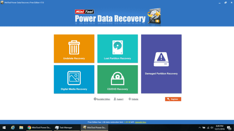 MiniTool Power Data Recovery is the Best Data Recovery
