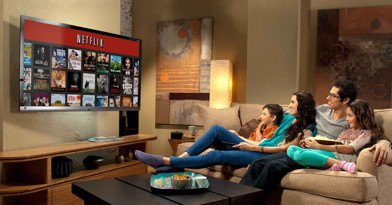 netflix android tv