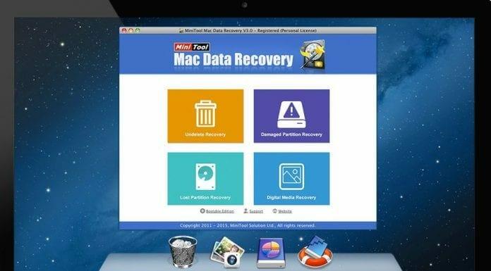 Power Data Recovery Mac