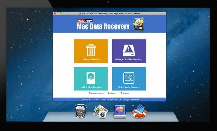 Power Data Recovery Mac