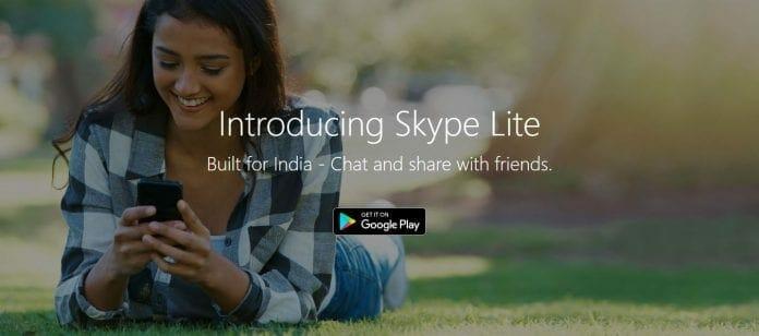 Skype Lite-Featured