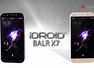 iDroid Balr X7