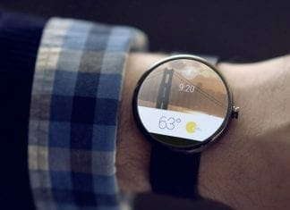 Android Wear 2.0 Smartwatch