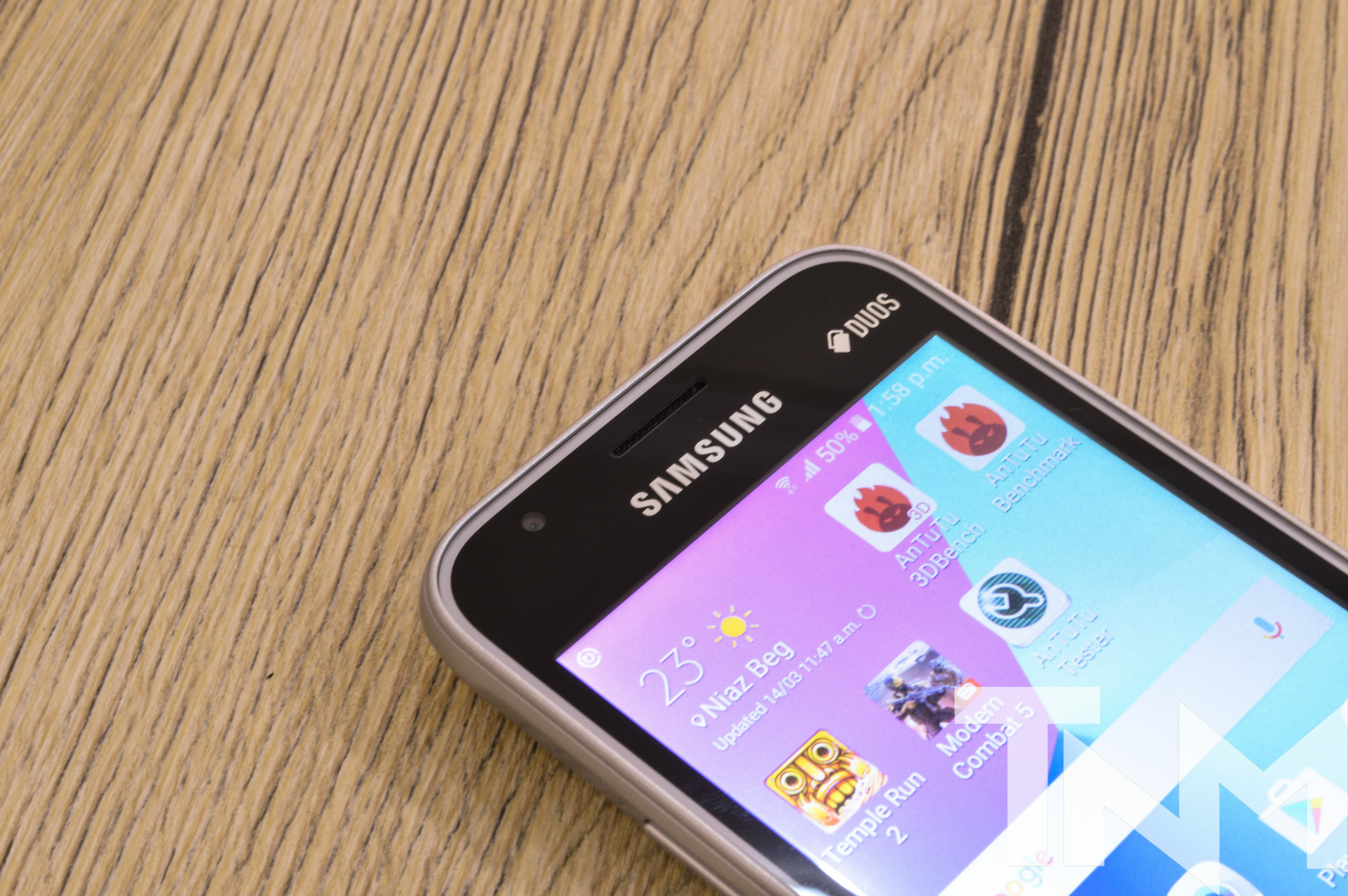 J1 Mini Review TheNerdMag 5 - Samsung Galaxy J1 mini prime Review