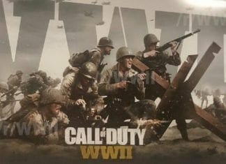 Call of Duty WW2 Leaked PS4 Gameplay Shown off.