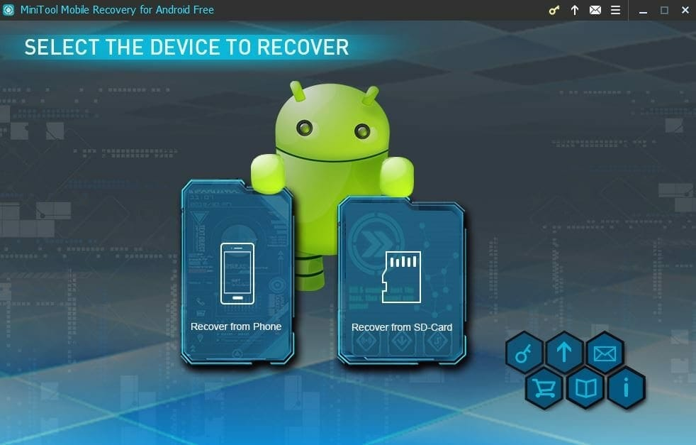 MiniTool Mobile Recovery for Android-1