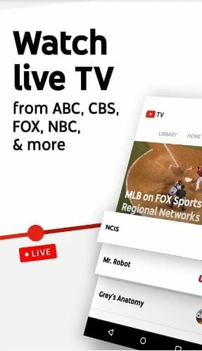 YouTube TV - Download YouTube TV 1.02.7 APK for Android Devices