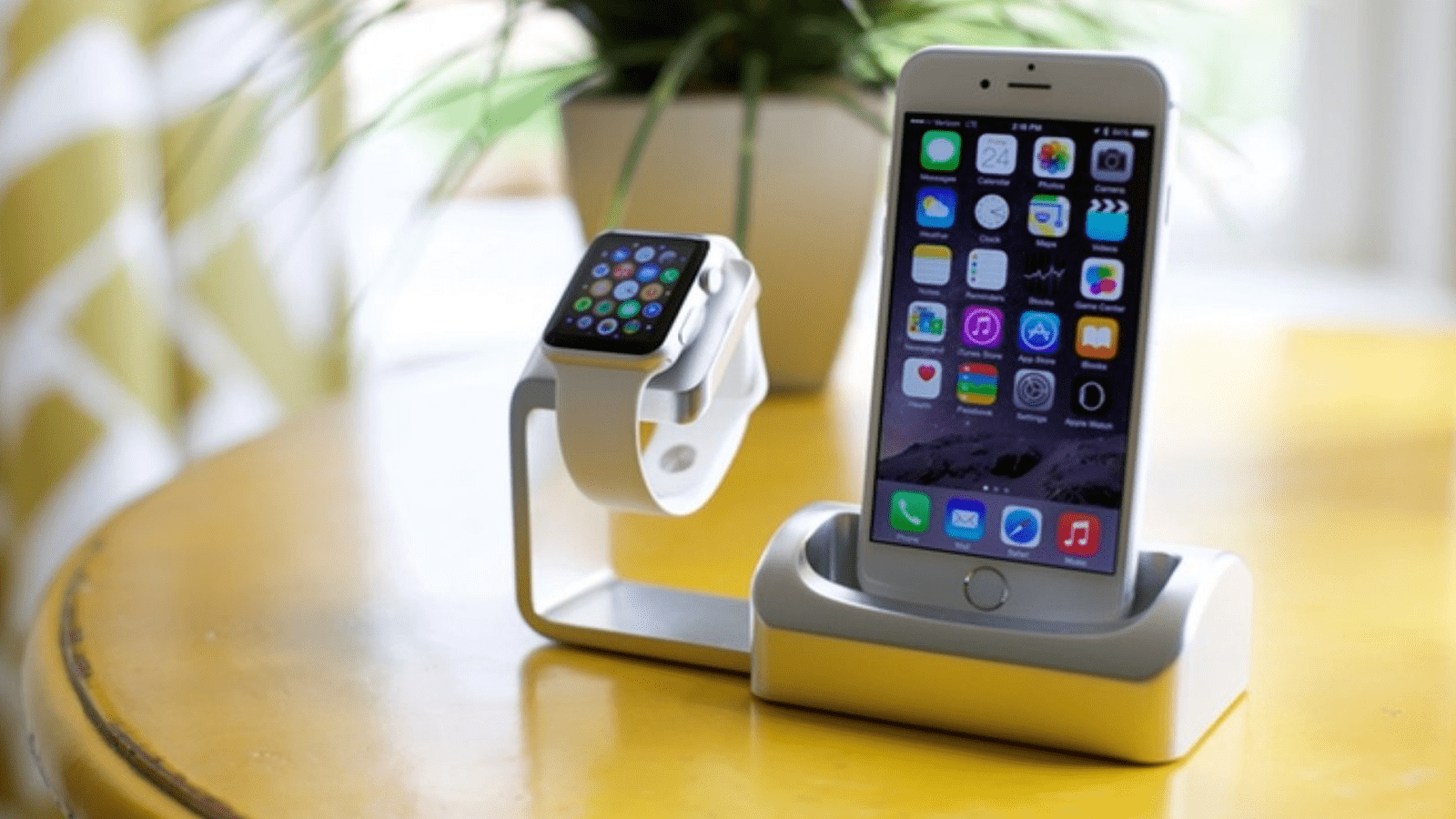 Iphone Watch Charger