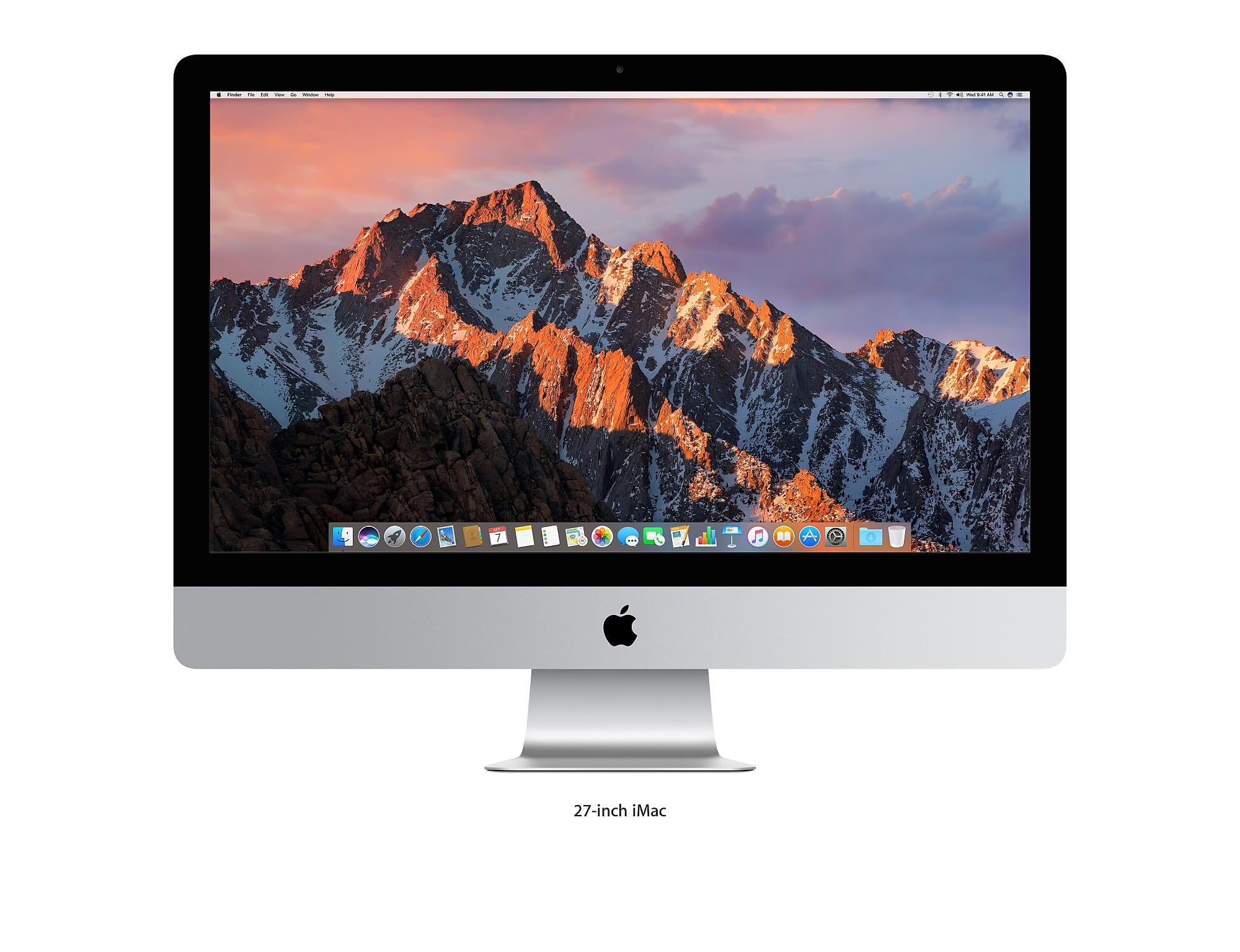 Apple iMac-f