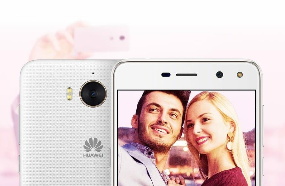 Huawei Y5 2017 Camera