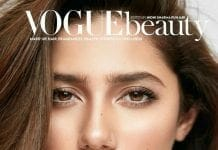 Mahira Khan Vogue India Shoot