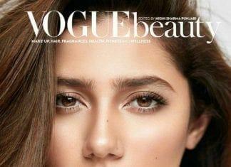 Mahira Khan Vogue India Shoot