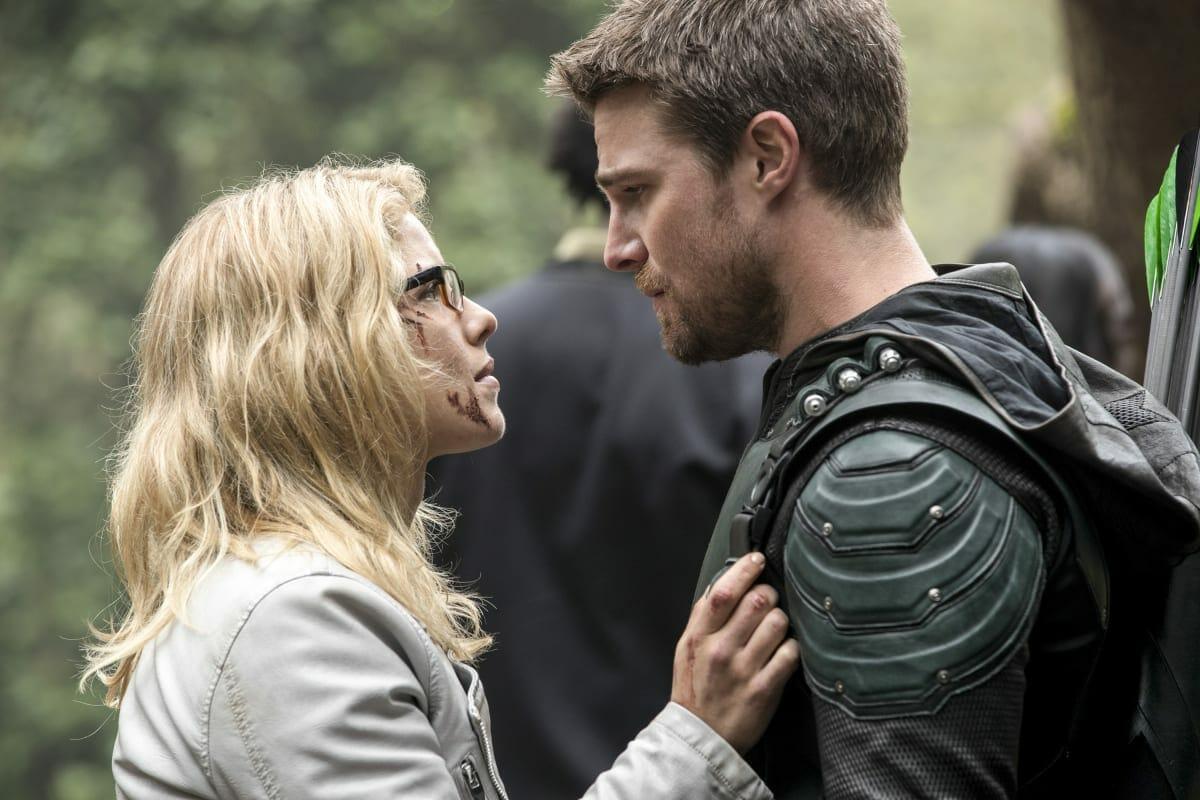 CW Arrow Season 6