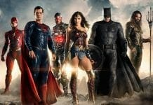 Justice League All Heros