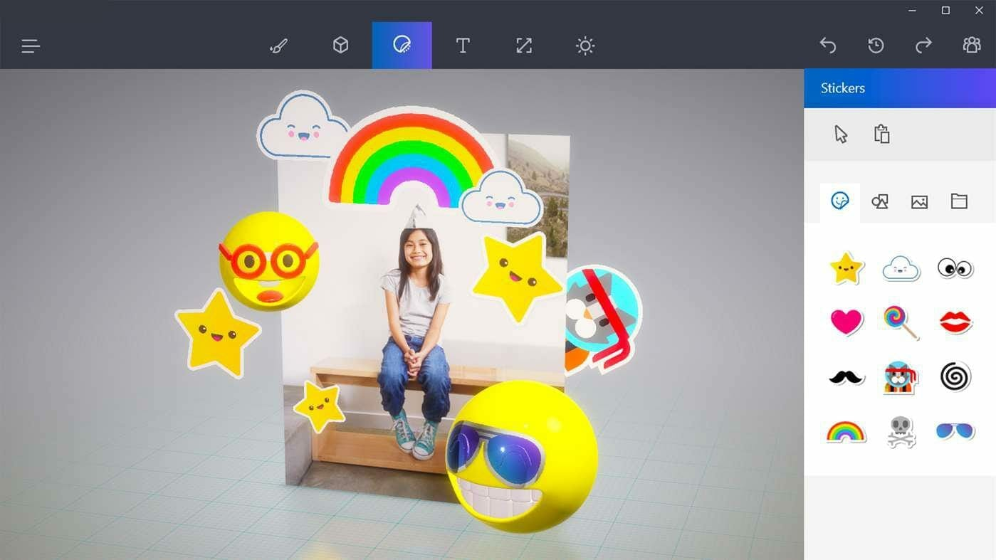 Microsoft is replacing paint with paint 3d in windows 10 for How to paint 3d
