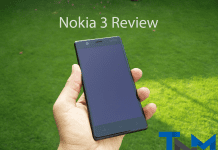 Nokia 3 Black Review TheNerdMag