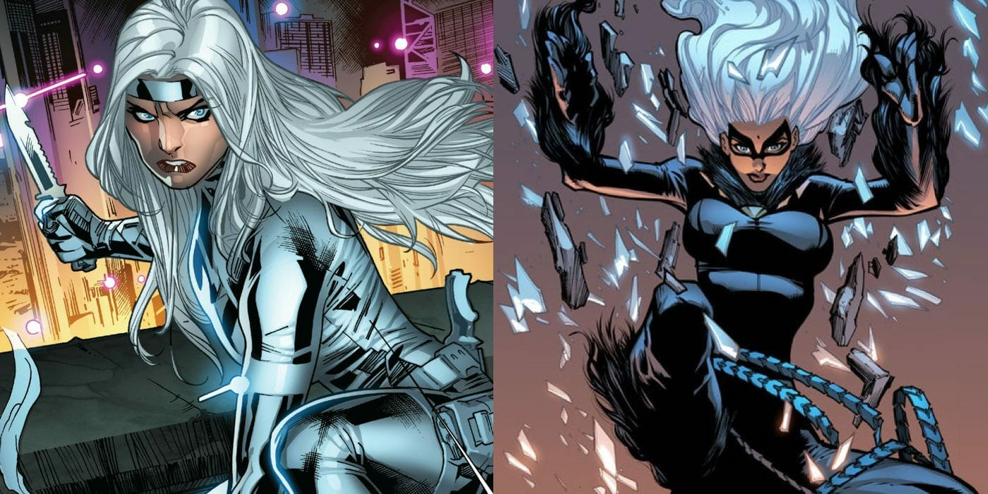 Silver Sable and Black Cat - Sony is planning distinctive spin-offs to Spider-man Homecoming!