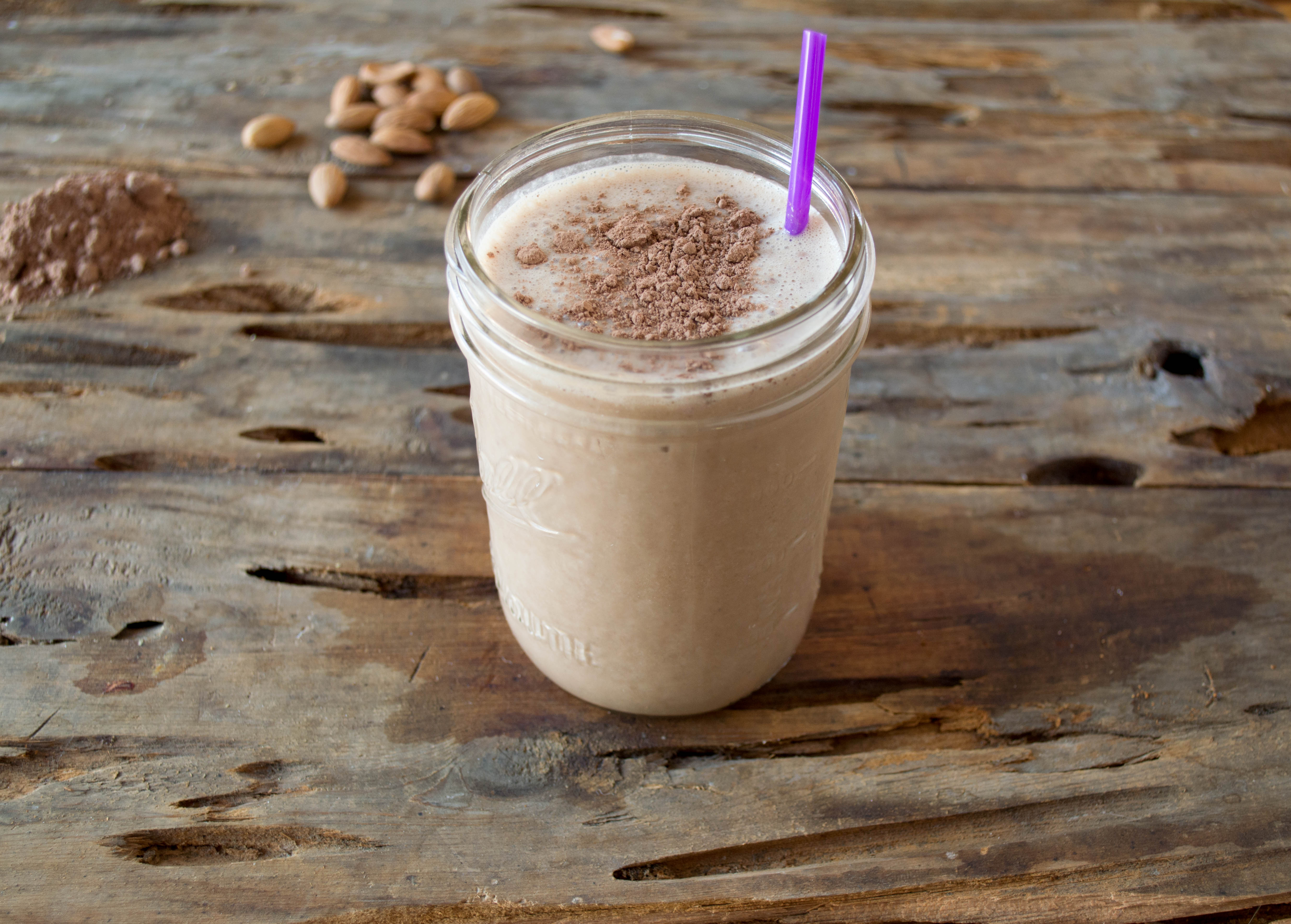 Chocolate-Almond-Butter-Smoothie-11