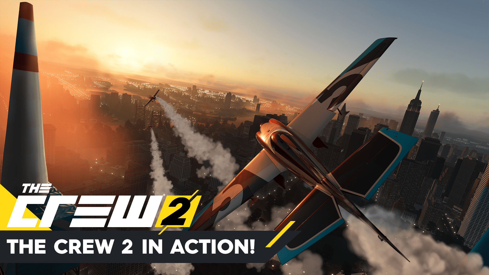 The Crew 2 Game