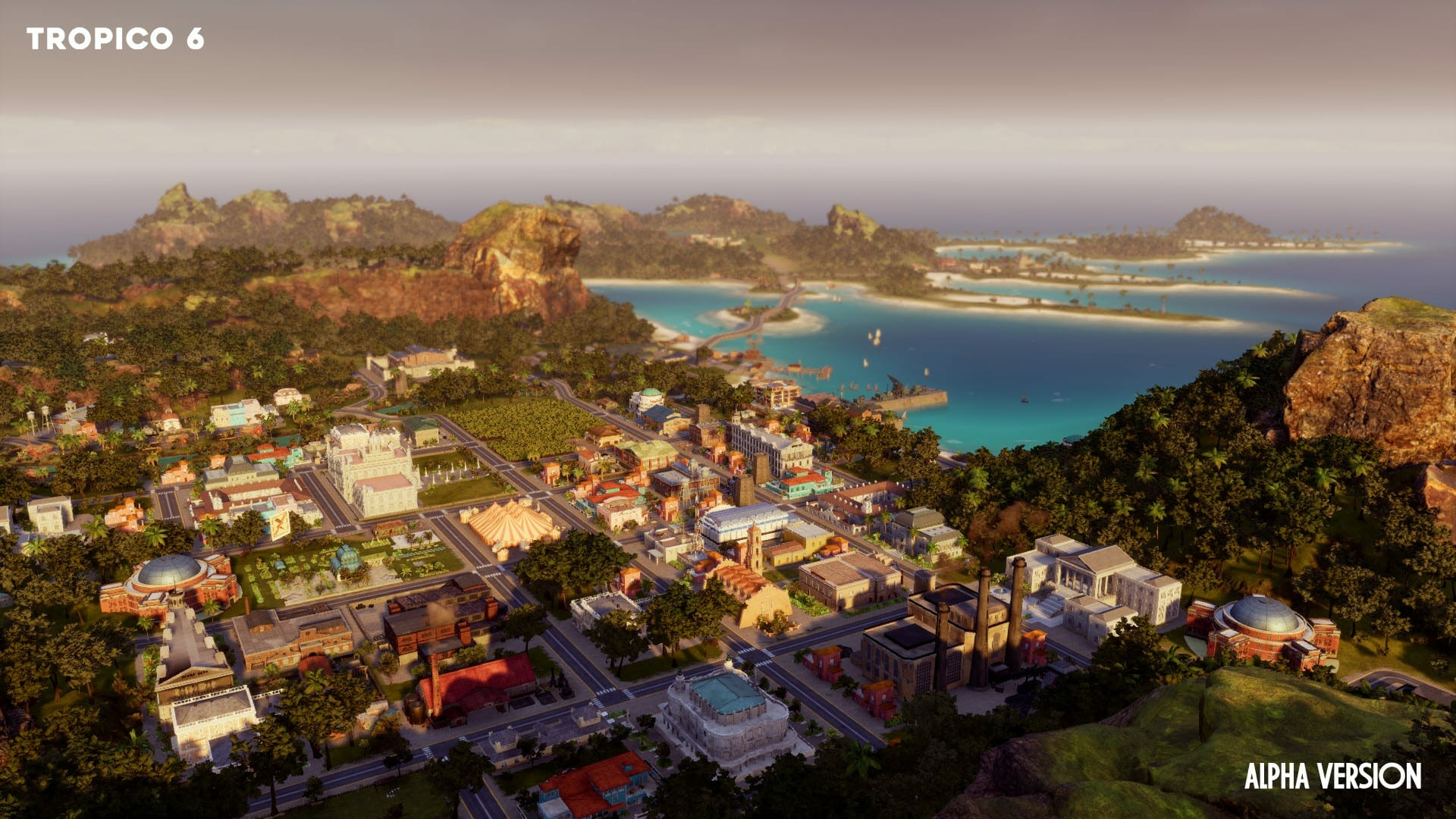 Tropico 6 Game - Tropico 6 Game Details and System Requirements