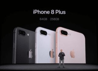 iPhone 8 Plus Space