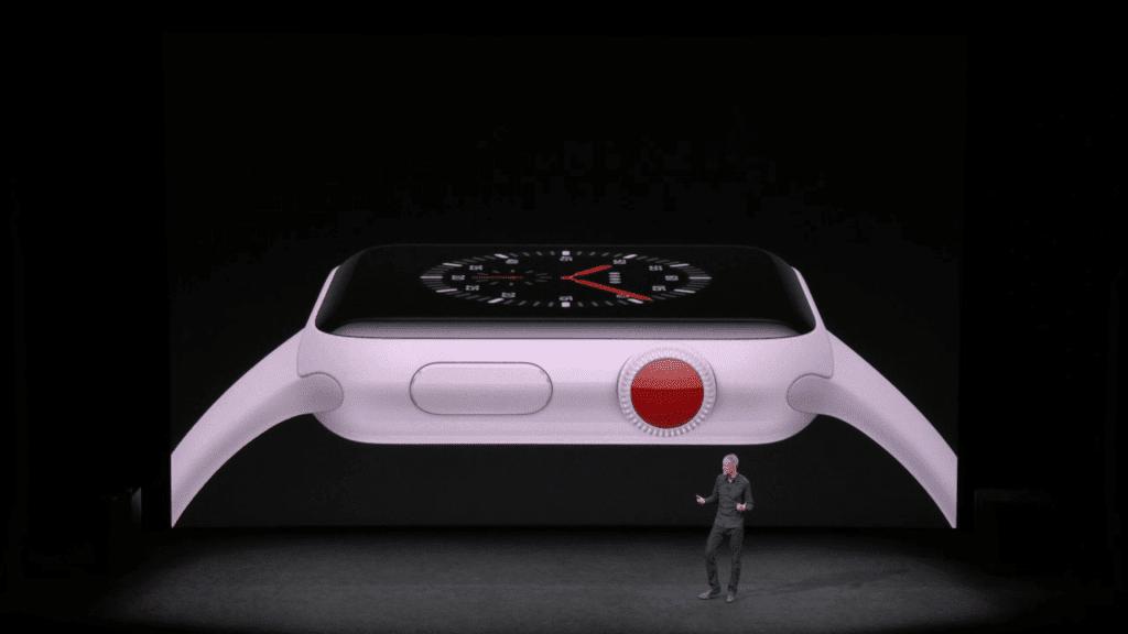 Apple watch 3 - size