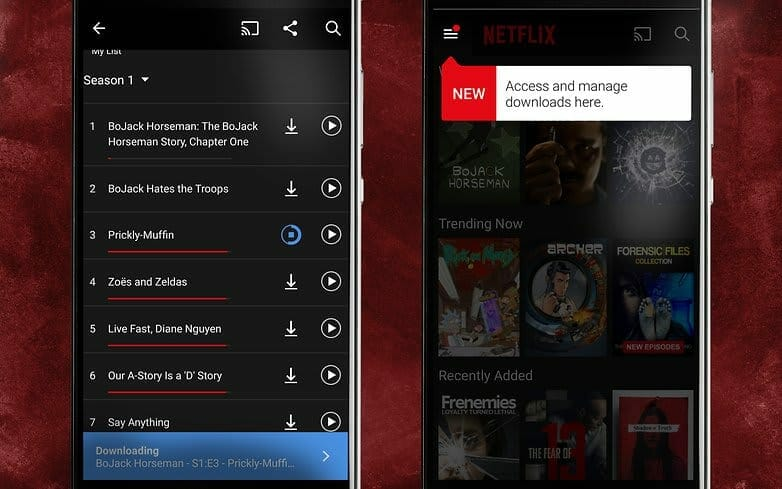 Download Netflix 5 5 0 APK For Android Devices | TheNerdMag