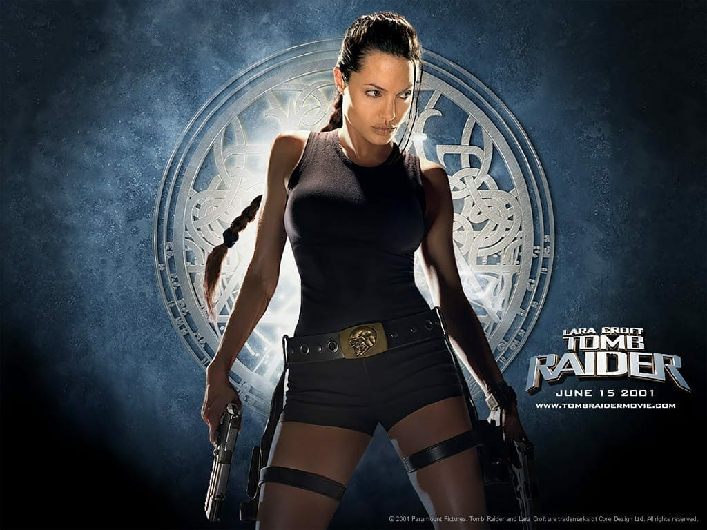 Angelina - Tomb Raider 2018 Movie Trailer Reminds Us of Square Enix's 2013 Game