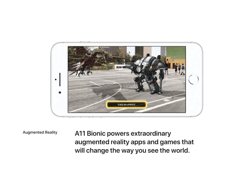 Apple iPhone 8 AR