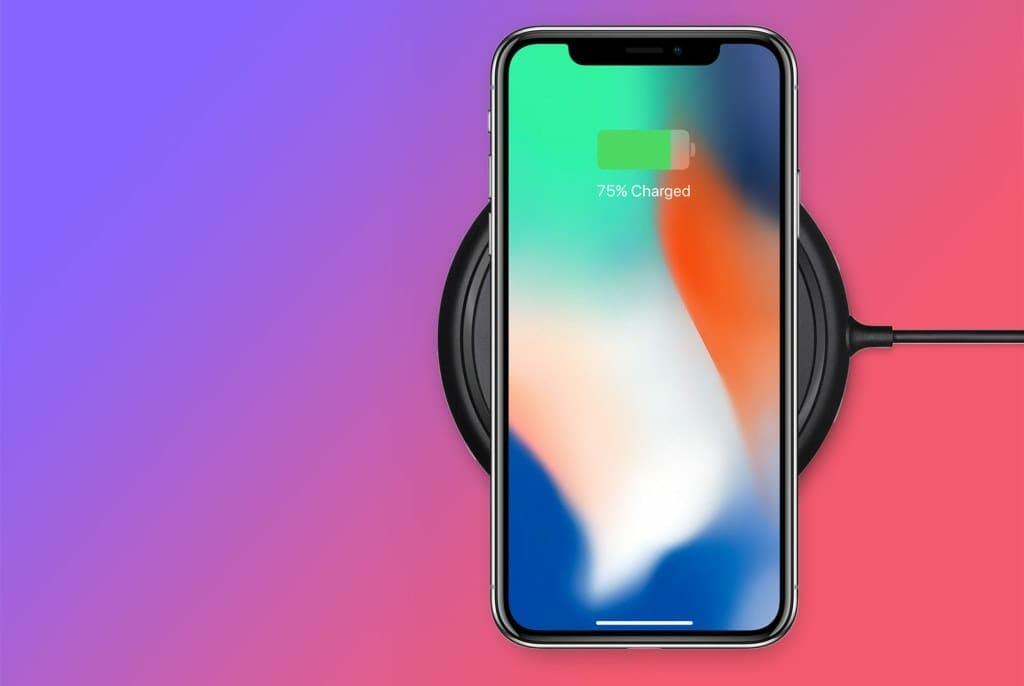 Budget Wireless Charging Pads Charger For Apple IPhone X