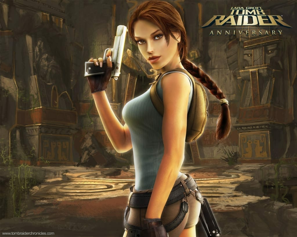 Comparison game - Tomb Raider 2018 Movie Trailer Reminds Us of Square Enix's 2013 Game
