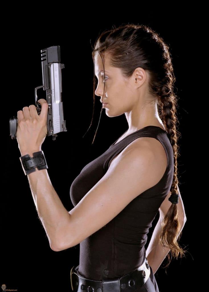 Comparison movie - Tomb Raider 2018 Movie Trailer Reminds Us of Square Enix's 2013 Game