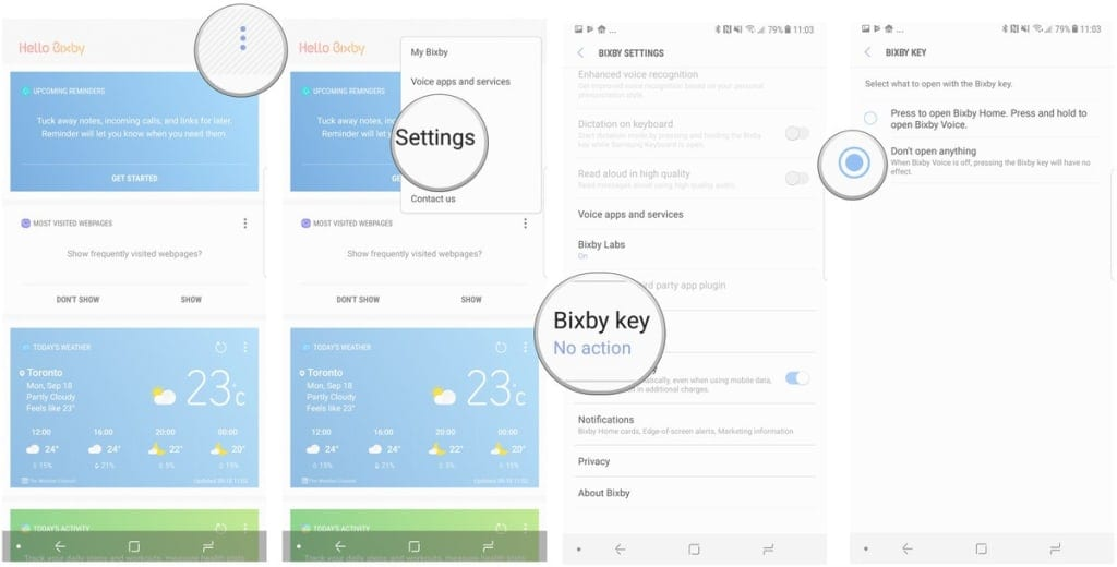 Disable Bixby Home Button