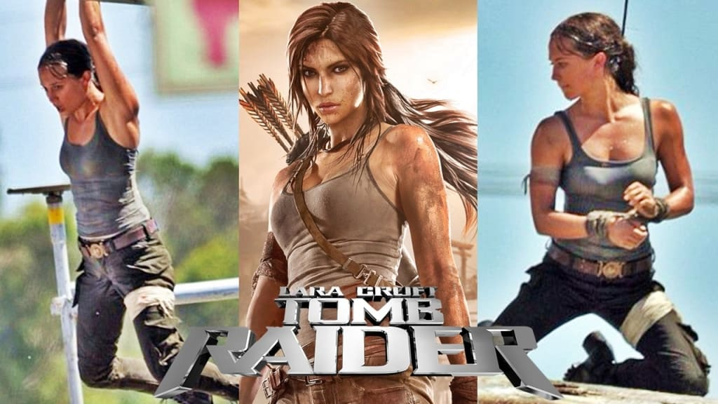 Tomb Raider 2018 Movie Trailer Reminds Us Of Square Enix S 2013 Game