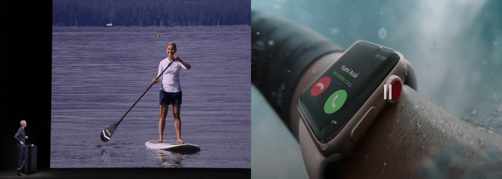 Apple watch 3 - 1