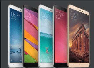 Xiaomi Dual Cameras Phones