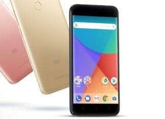 Xiaomi Mi A1 Android-One