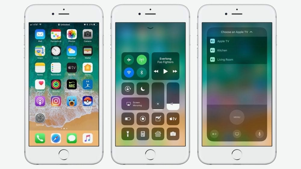 Download Apple iOS 11 IPSW for iPhone and iPad [Install + Direct Links]