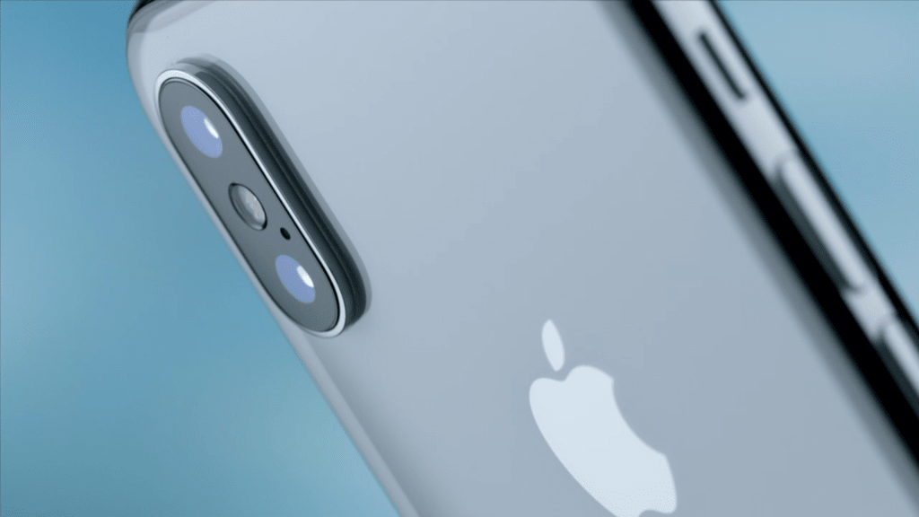 iPhone X Dual Camers 12 MP