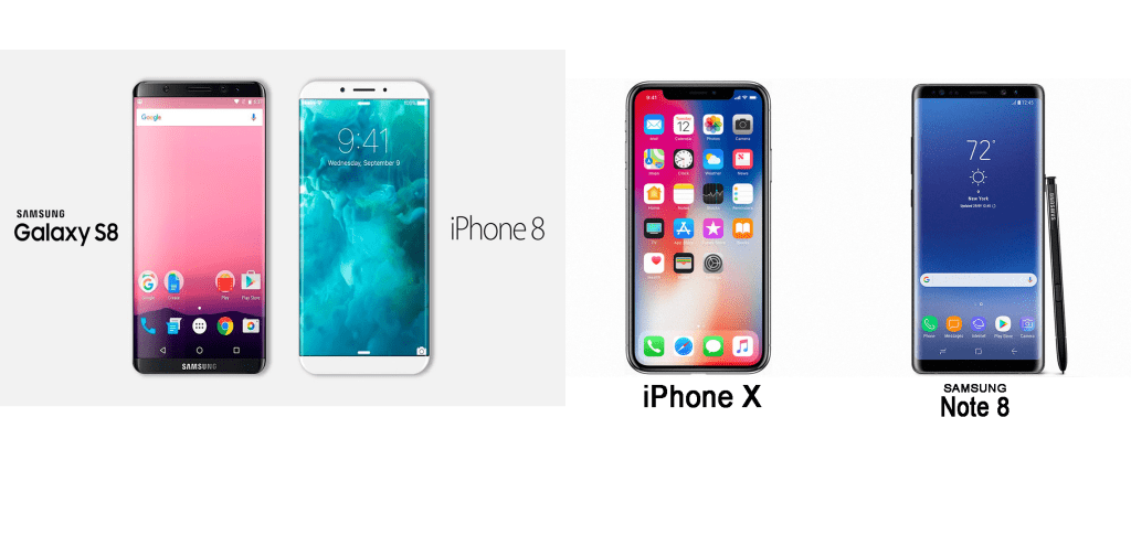 Iphone X Vs Samsung S Plus Specs