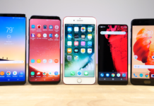 iPhone 7 Plus, Note 8, S8, Essential Phone and OnePlus 5 Comparision