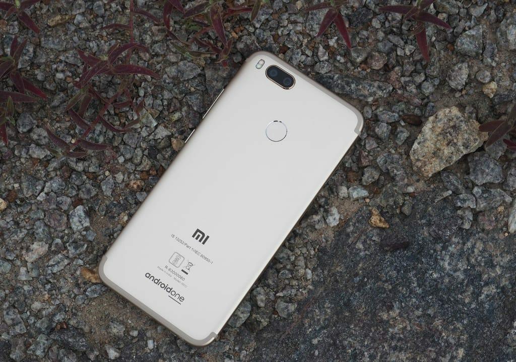 Xiaomi Mi A1 White
